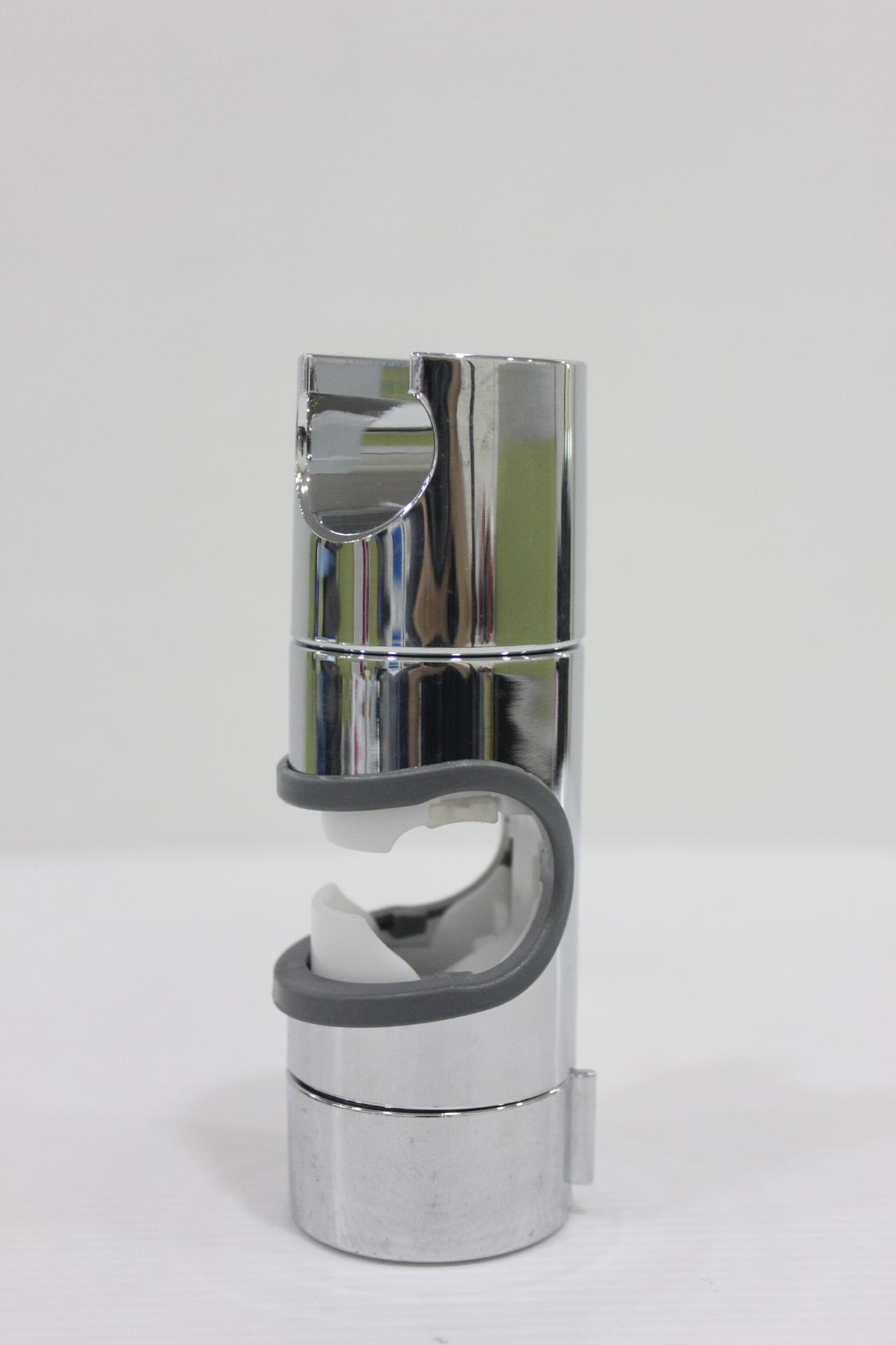 UNIVERSAL SHOWER HEAD HOLDER (CHROME) - A-Tech