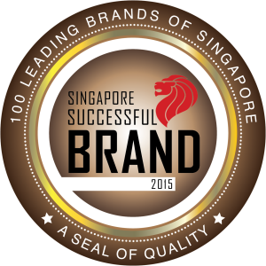 2015 Singapore Successful Brand Logo