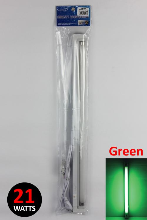 T5-21W green