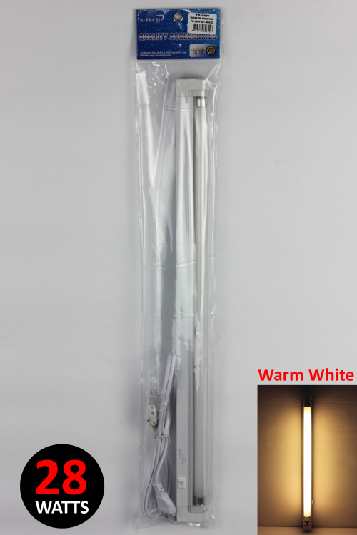 T5-28W warm white